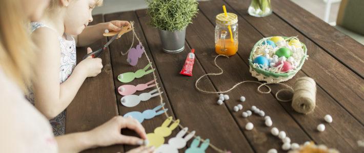 Floripa Shopping oferece oficinas de Páscoa gratuitas para as crianças