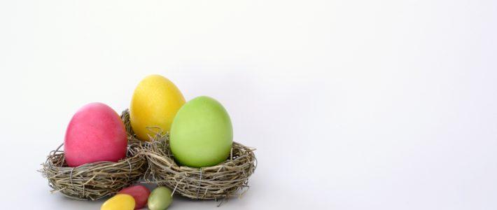 Caça aos Ovos é a atração especial de Páscoa no Porto Belo Outlet Premium